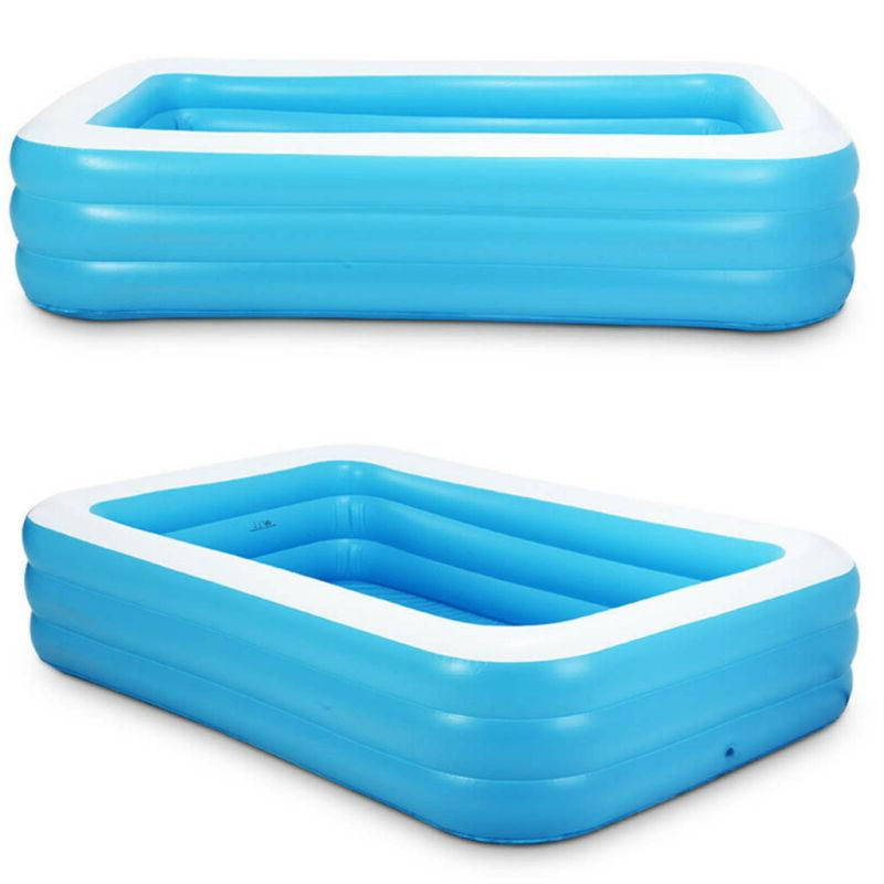 Family Swimming Outdoor Kids Paddling Pools