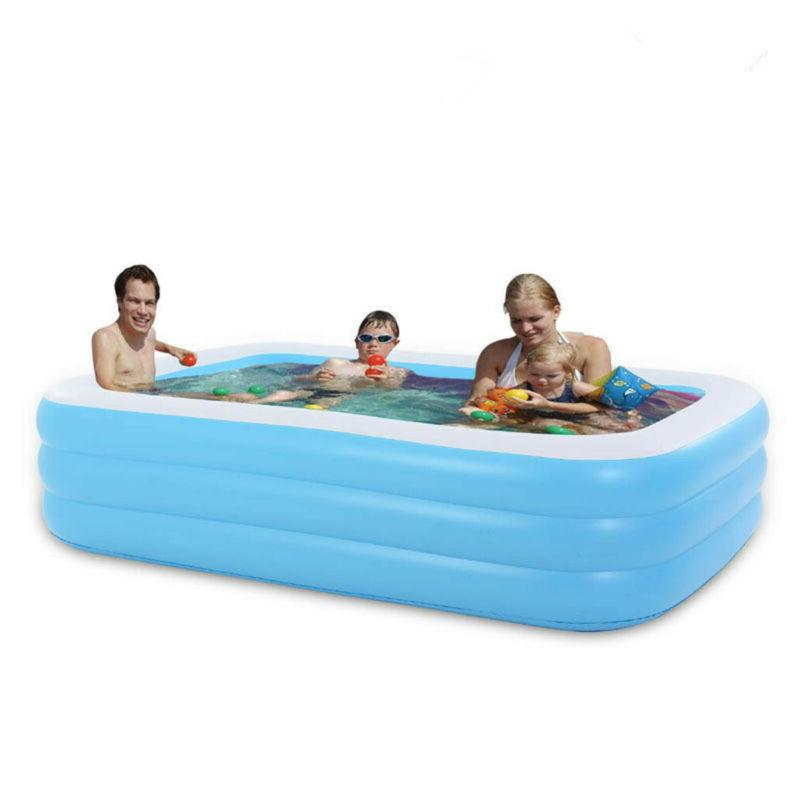 Family Swimming Pool Garden Outdoor Summer Paddling Pools
