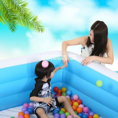 Family Swimming Outdoor Garden Inflatable Adults Paddling