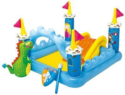 fantasy castle inflatable play center 73 x