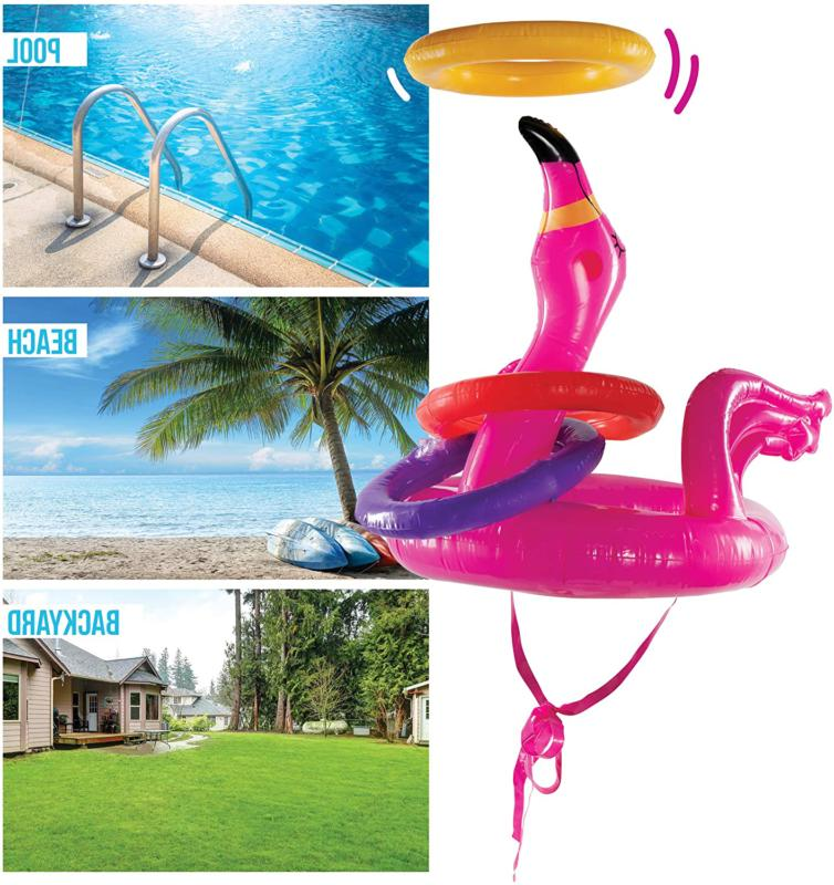 Top Toss For Kids Outdoor, Inflatable Pool