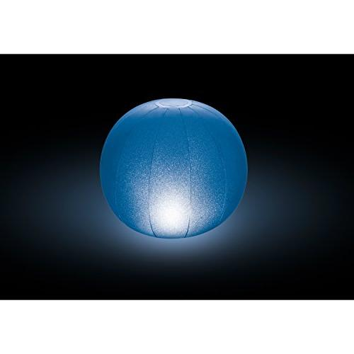 floating inflatable ball light