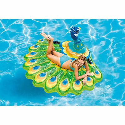 Intex Inflatable Peacock Island Swimming Float