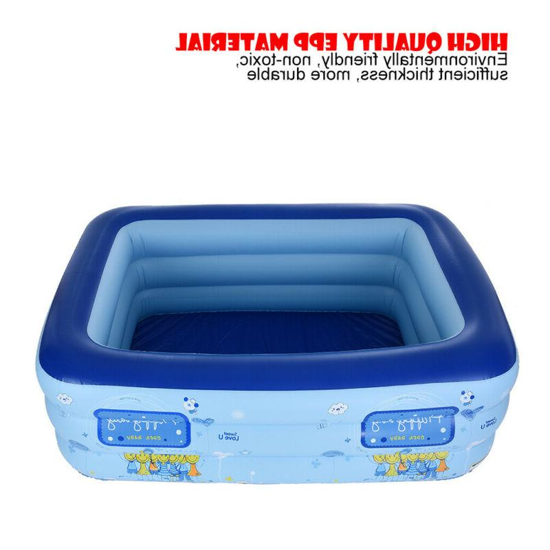 Giant Inflatable Swimming Pool Adult Inflatable Pool For Sum
