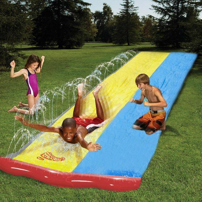 Giant Surf Slide Kids Fun Pools Ride Toy