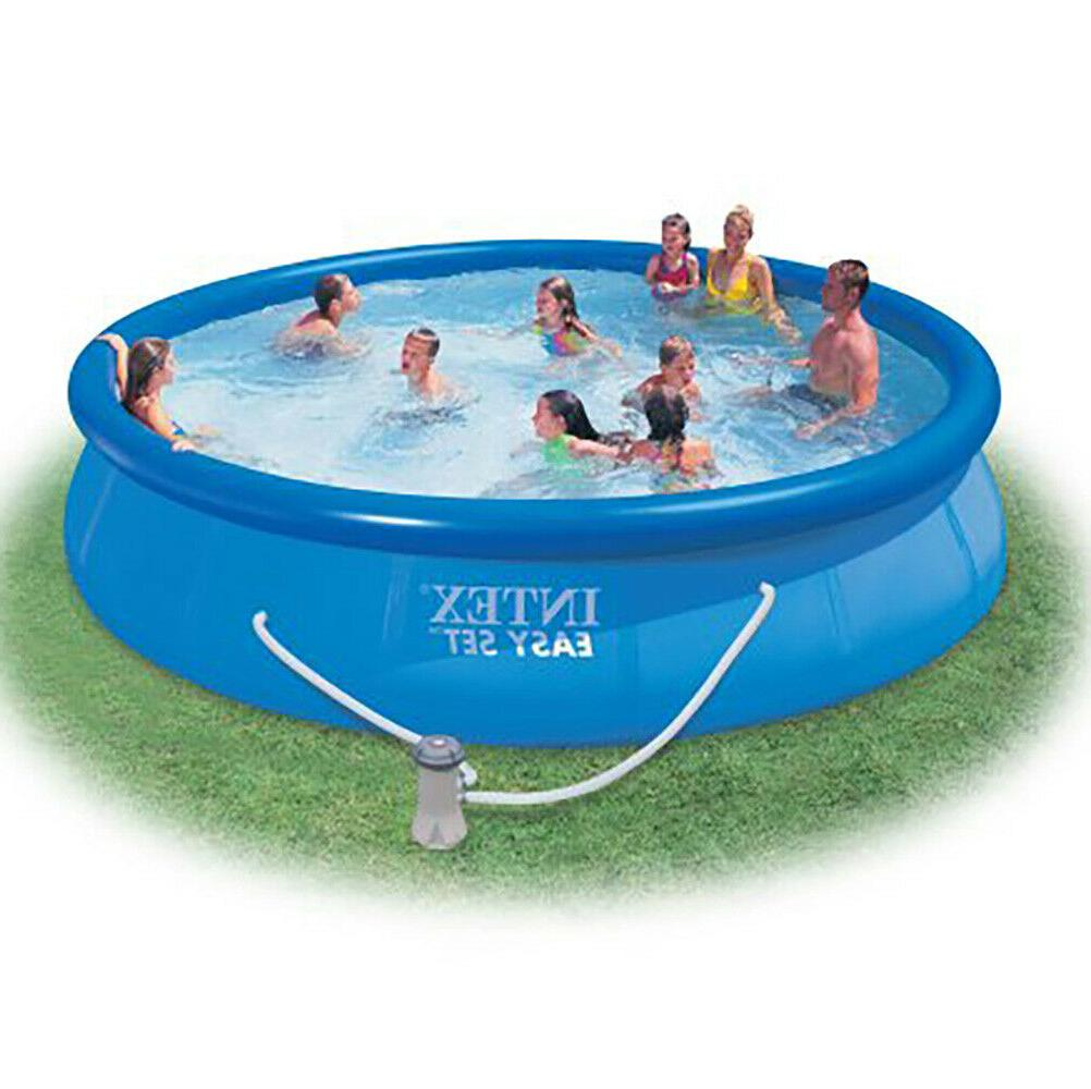 Inflatable Above Ground Swimming Family Pool Intex w/ SHIP