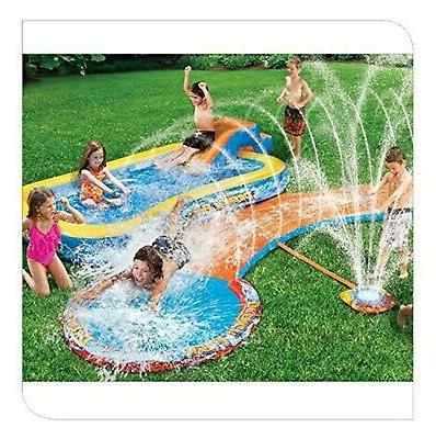 Banzai Inflatable 3-in-1 Park