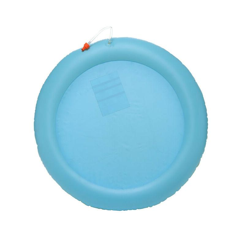 Inflatable Kid Swim Pools Sunshade