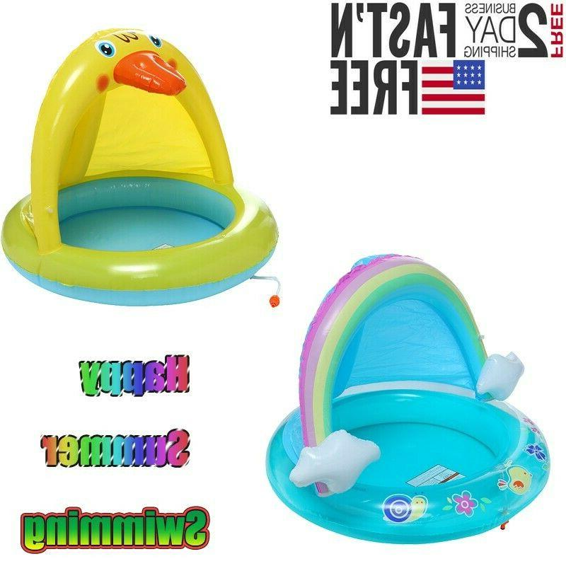 inflatable baby kids swimming pool garden fun