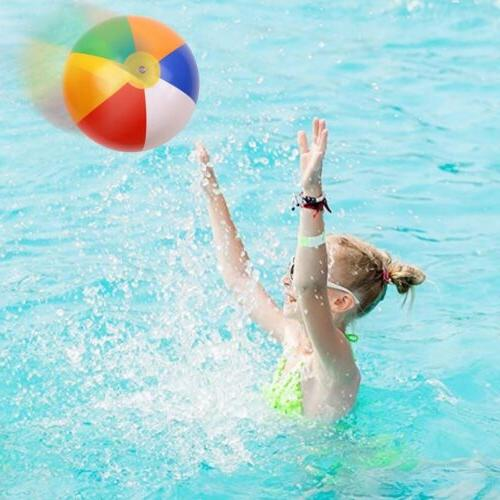 Inflatable Ball Beach Play Water Outdoor Gym Summer Swimming
