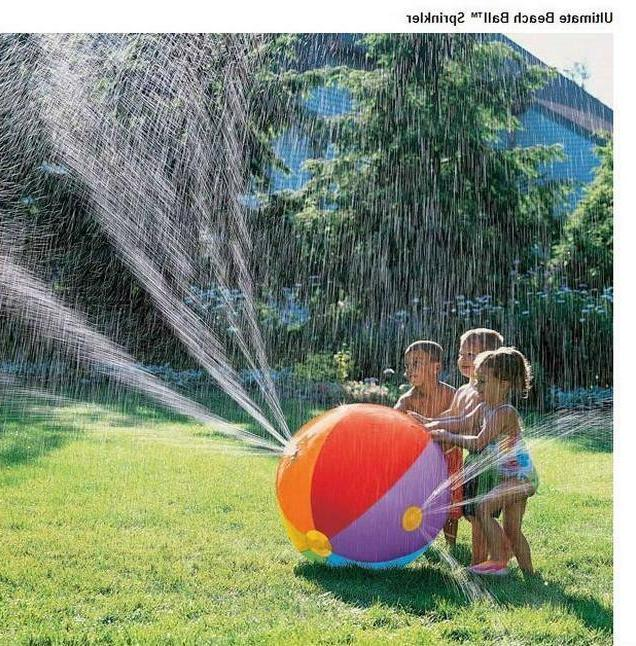Inflatable Ball Outdoor Swimming