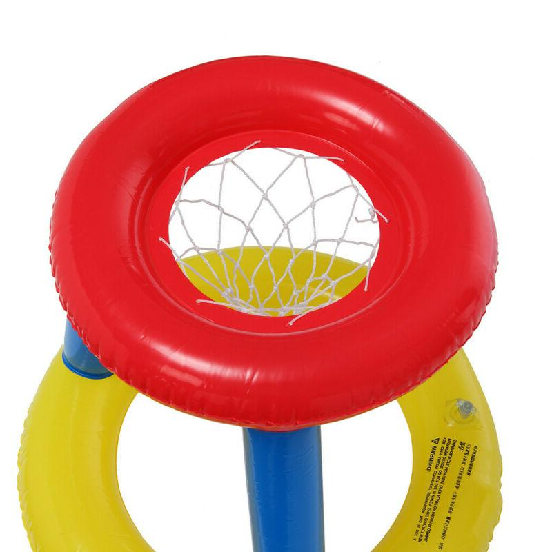 Swimming Pool Hoop Ball Sets Floating Water Sports
