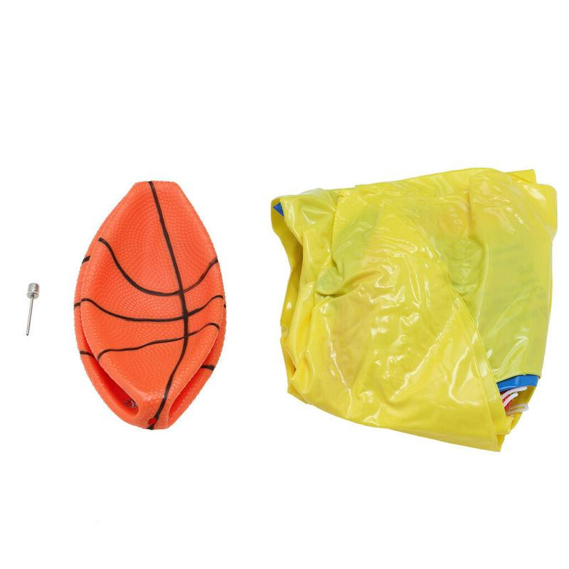 Swimming Basketball Ball Inflatable Floating Sports