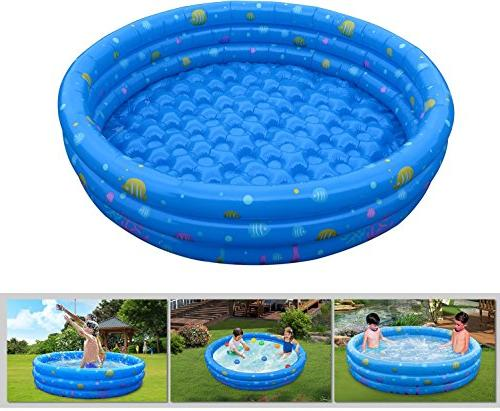 inflatable collapsible bathing home ball