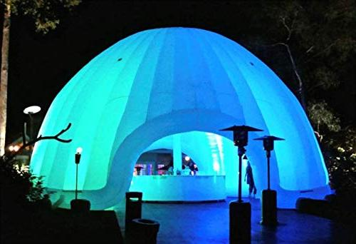 inflatable commercial wedding event nightclub