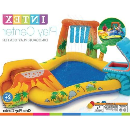 Intex Play Center - Pool - 8ft x x 43in