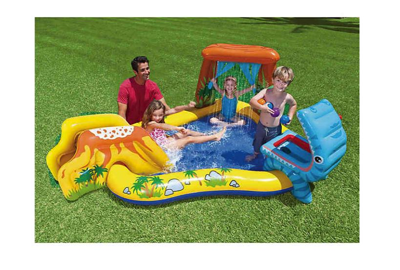 Intex® Dinosaur Pool Swim Fun Toy