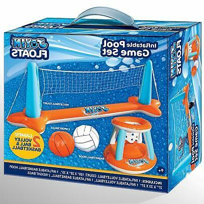 Intex 28125EH 10ft X 30in Ocean Reef Easy Set Pool Set with