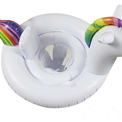 Inflatable GrownUp Swimming Aids Unicorn Ring Animal
