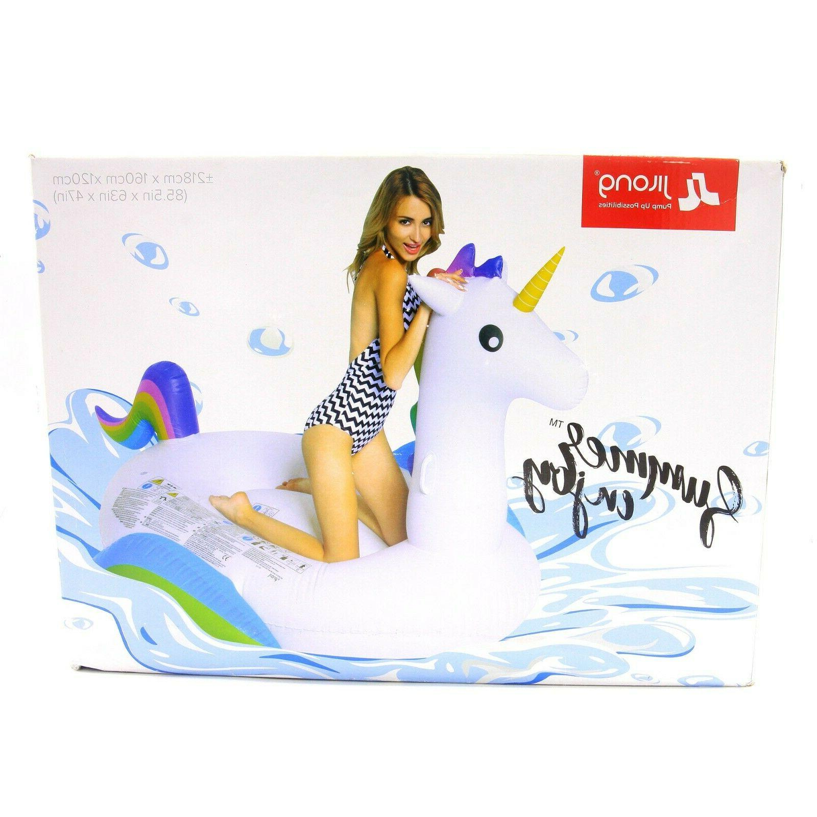 Inflatable Raft Floatie Toy