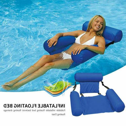 Inflatable Foldable Float Chair Pool