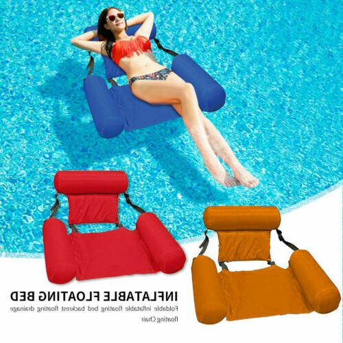 Inflatable Floating Float Beach Swimming Pool Raft