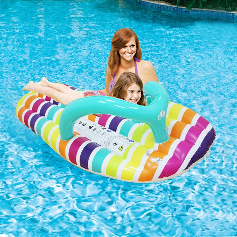 Inflatable Giant Pool Floats Raft Water Toy 2019