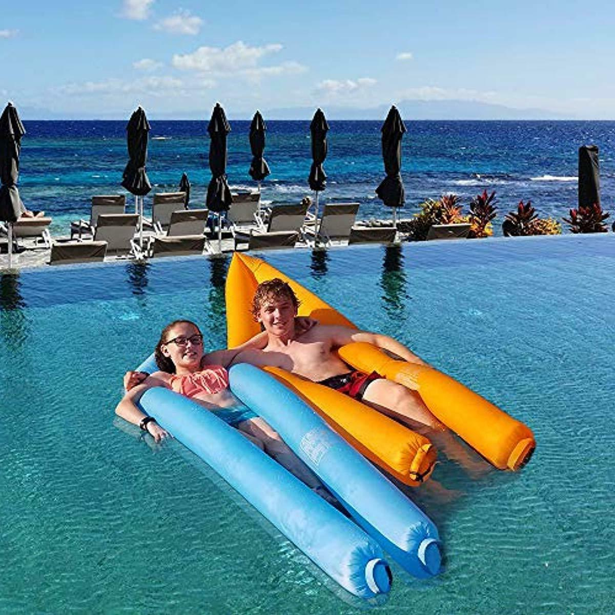 Inflatable Hammock Lounger for Qui
