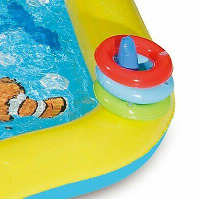 Summer Inflatable Animal and Under the Sea Pool Play Centers