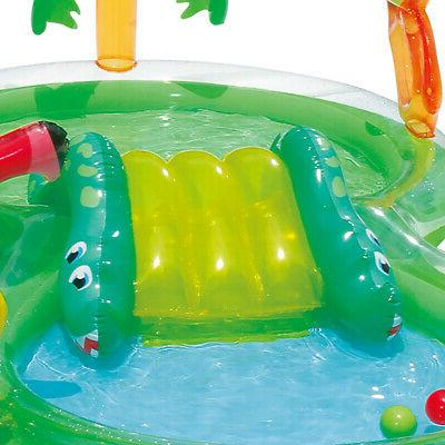 Summer Animal and the Sea Kiddie Pool Centers
