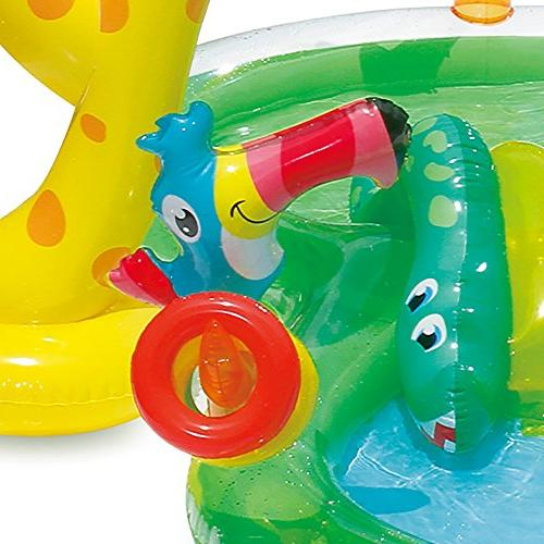 Summer Inflatable Animal Play