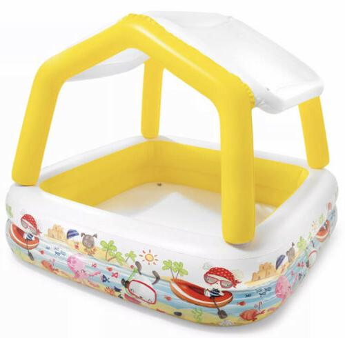 Intex Kids With Removable Canopy