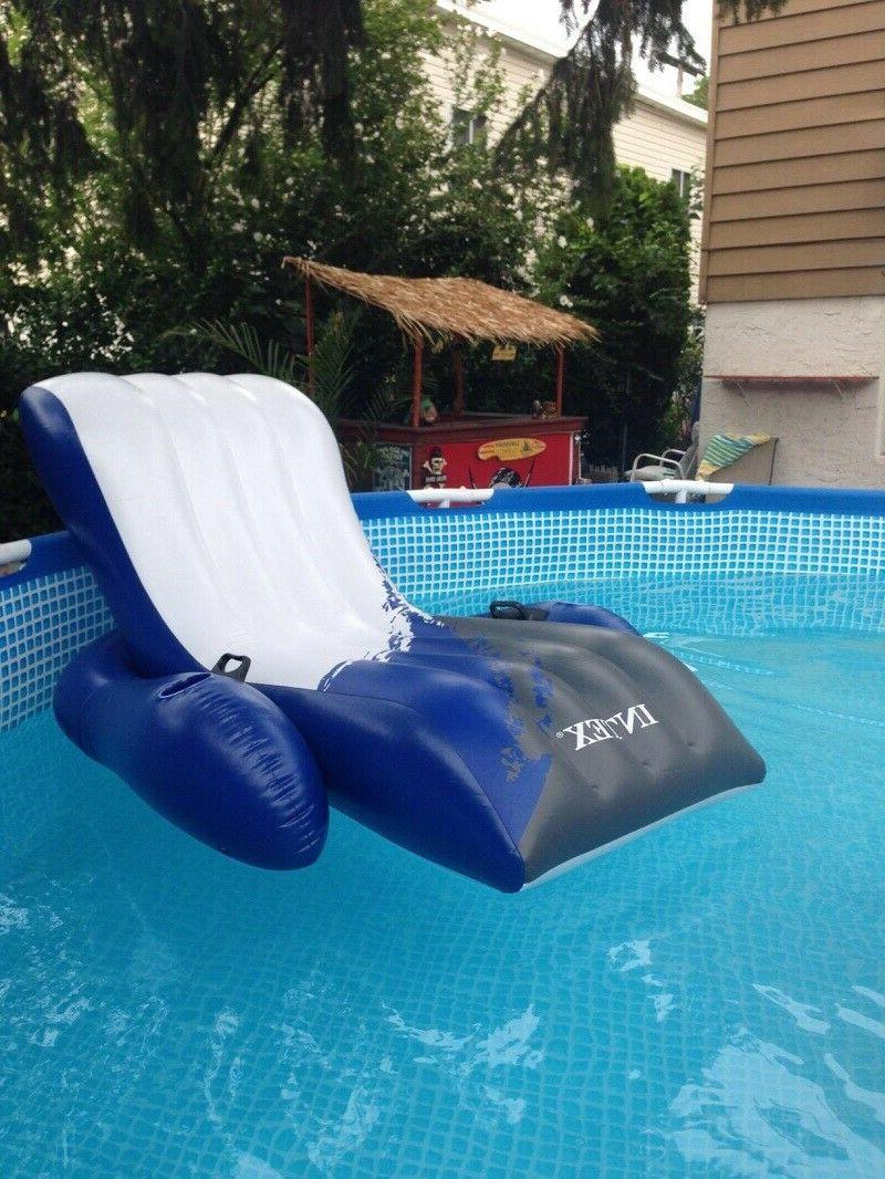 Inflatable Floats Adults Cool Beach Water