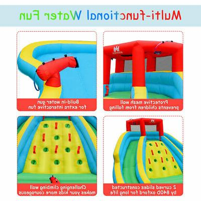 Inflatable Mighty Bouncy Wall w/2 Blower