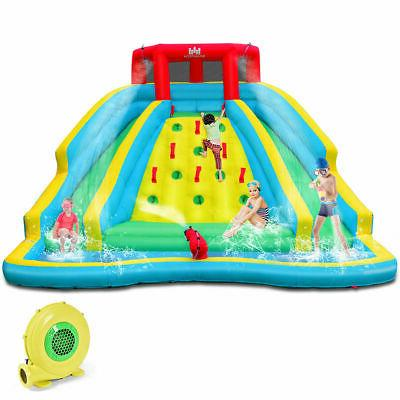 Inflatable Water Park Bouncy Blower
