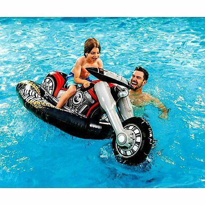 Inflatable Ride-On for Ages
