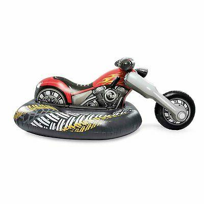 Inflatable Cruiser Ride-On Float Toy for Ages 3+ Rsenio