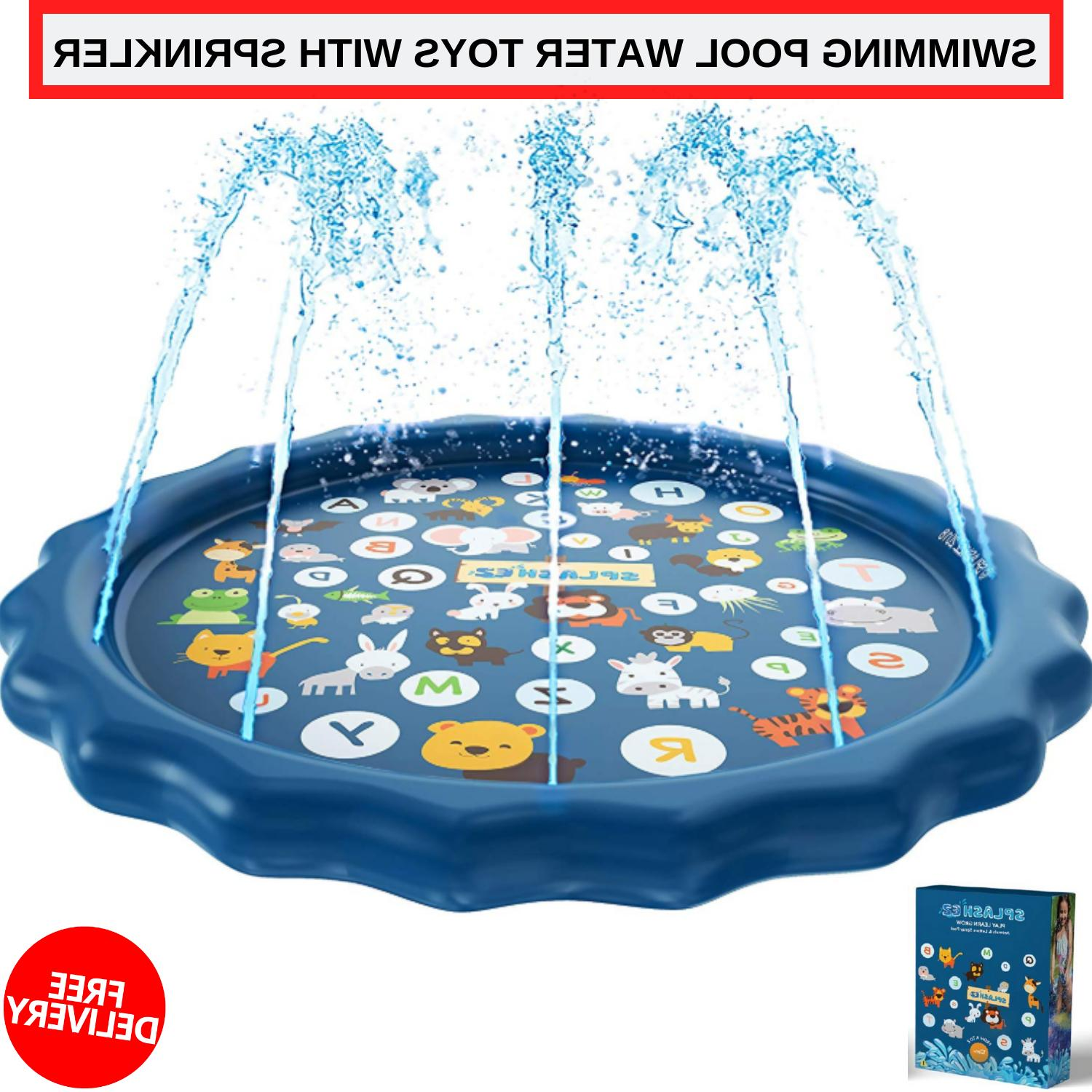 inflatable outdoor swimming pool water toys