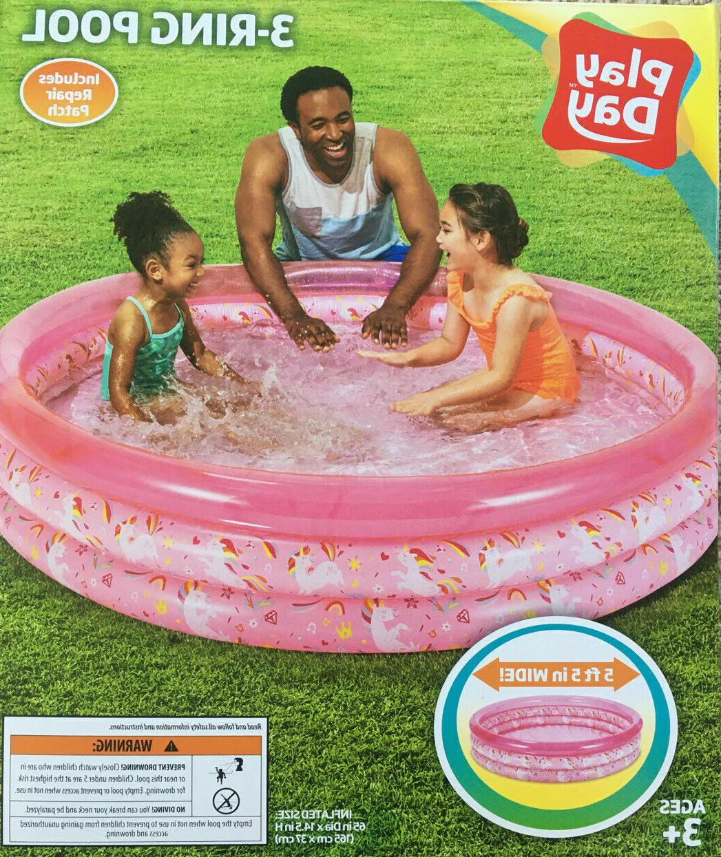 Inflatable Pink,