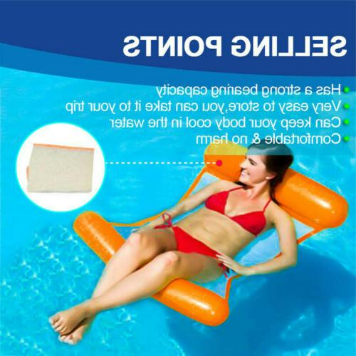 Inflatable Pool Floats For Lounge Chair