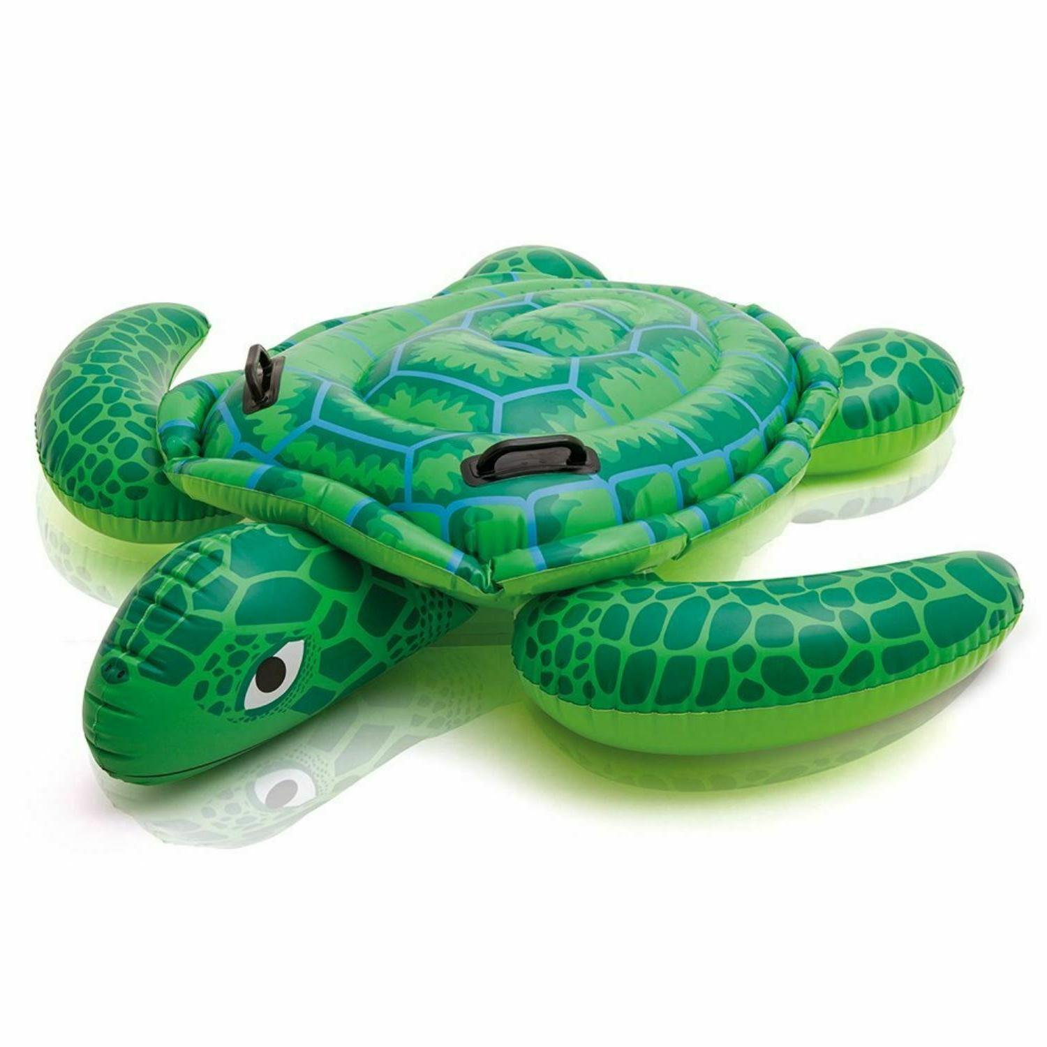 INFLATABLE Sea Turtle Summer Play Float Swimming Pool Toy St