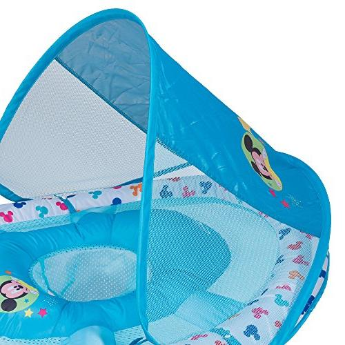 SwimWays Inflatable Infant Spring Pool Mickey
