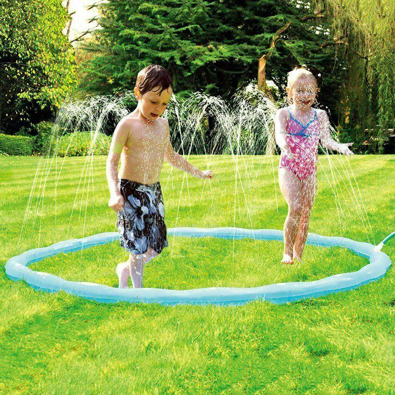 Inflatable Sprinkler Children Swimming Outdoor Sports Water Toys