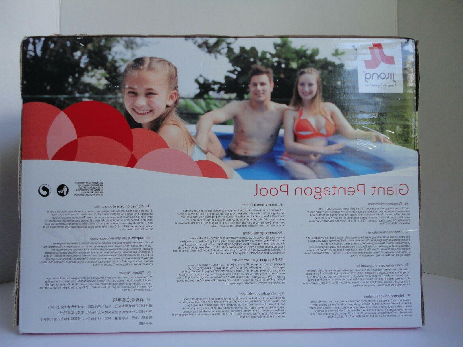INFLATABLE FOR & FAMILY