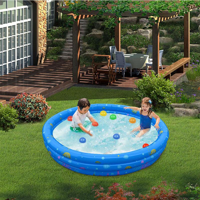 Inflatable Lounge Family Play Backyard