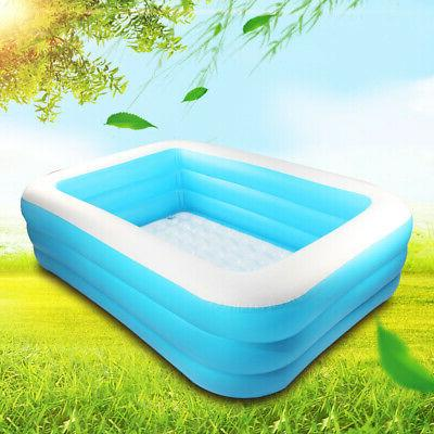 Inflatable Swimming Pool for Kids Family