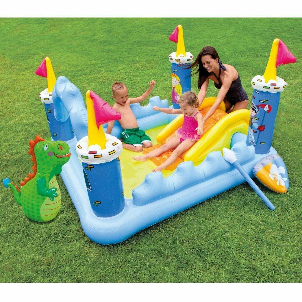 inflatable swimming pool kids water play toys