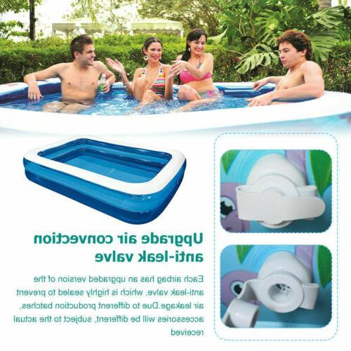 Children Inflatable Swimming Pool Large