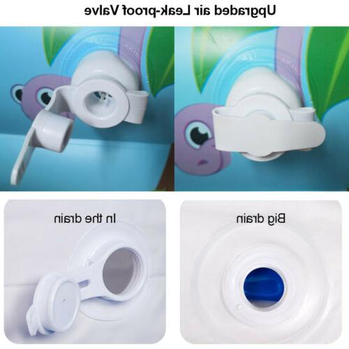 Inflatable Family Inflatable for Child Balconies Blue