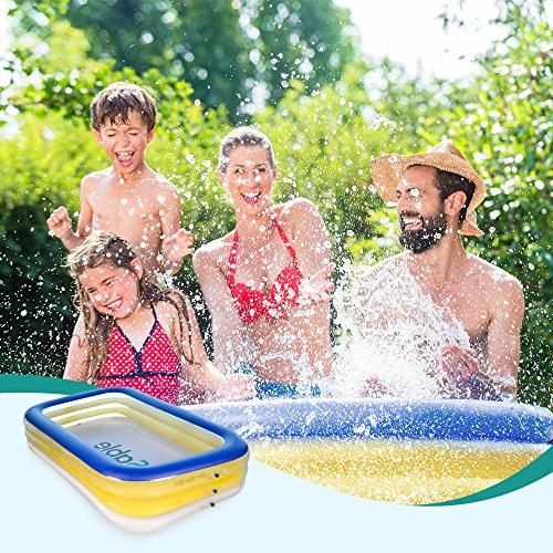 Sable Inflatable Pool for